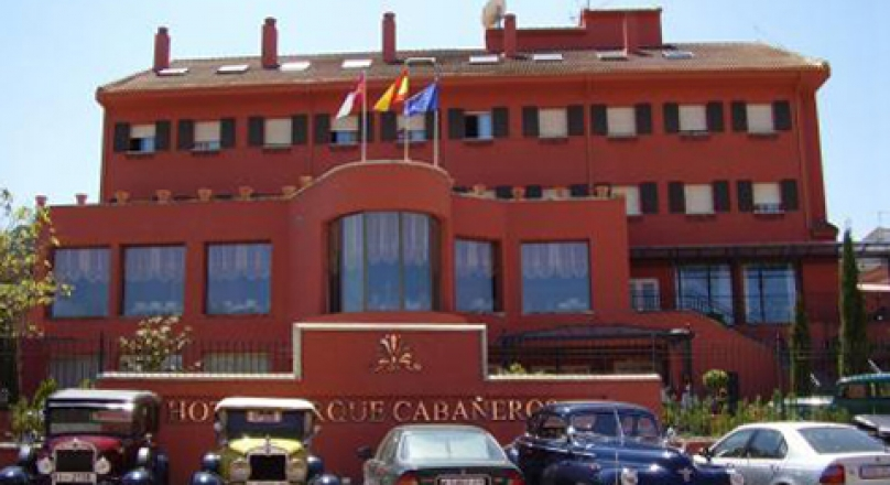 Hotel El Parque Cabañeros
